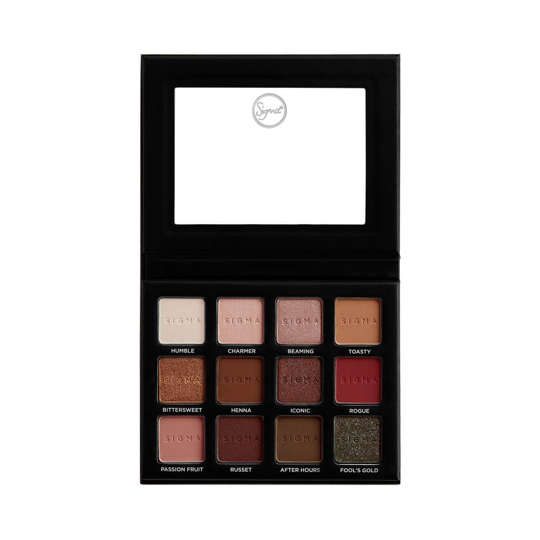Sigma Beauty Warm Neutrals Volume 2 Eyeshadow Palette 13.4g/0.47oz並行輸入品 B077GZHHZZ