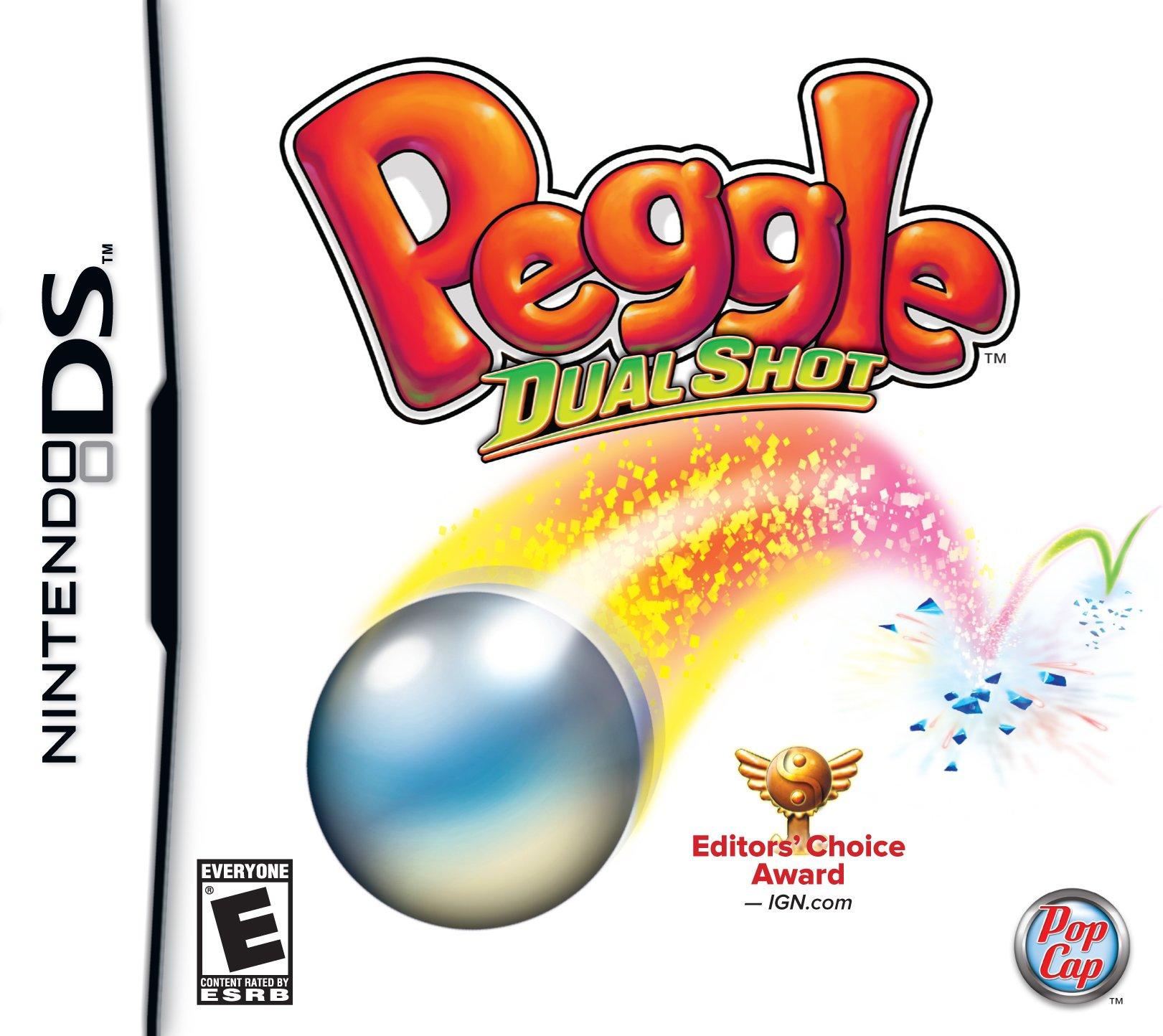 Peggle Dual Shot - Nintendo DS