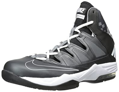 0739423a3c59 Nike Men s Air Max Stutter Step Blk White Drk Gry Mtlc Drk Gry