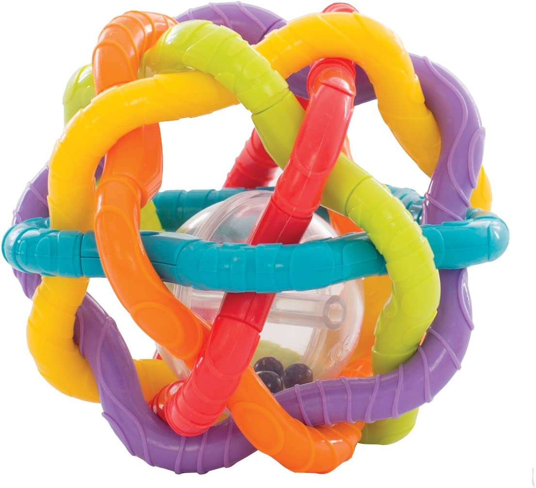 Playgro-40133 Pelota de Formas y Colores, Multicolor (40133 ...