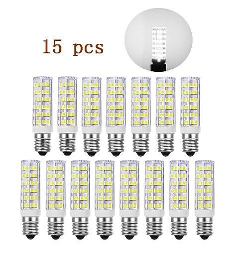 Bombilla LED E14, MENTA, E14, bajo consumo, bombillas SES LED, 7