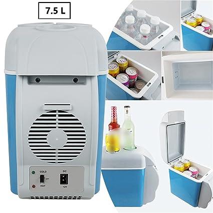 bc55a6799 Amazon.com  Denshine 7.5L Portable Car Refrigerator Cooler Warmer ...