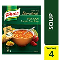 Knorr Mexican Tomato Corn International Soup, 52g