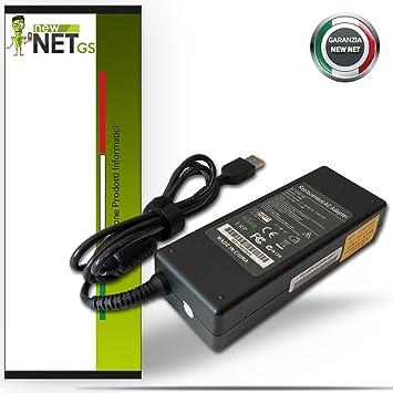 Newnet Fuente de alimentación Cargador Adaptador para PC portátil Lenovo Yoga 2 Pro – 20 V 4,5 A – 90 W USB: Amazon.es: Electrónica