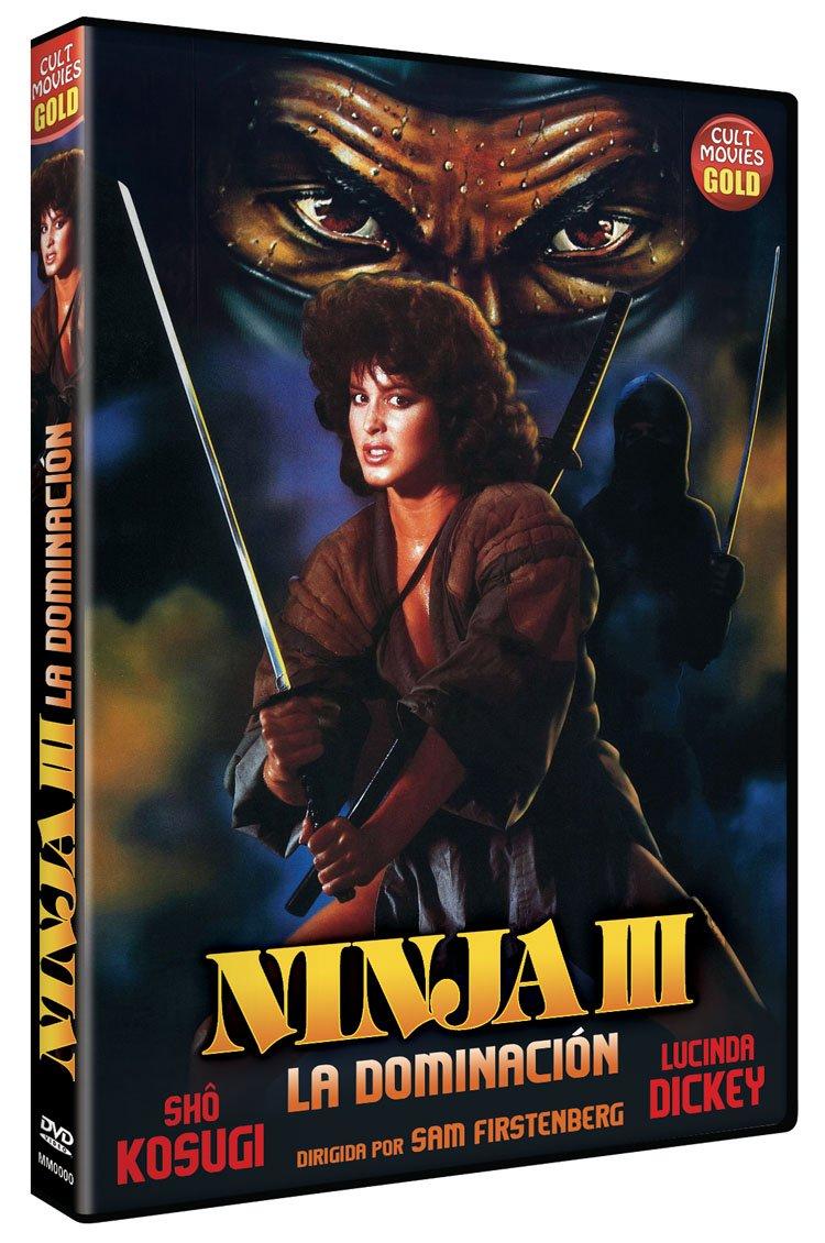 Ninja III: la Dominación Ninja III: The Domination DVD ...