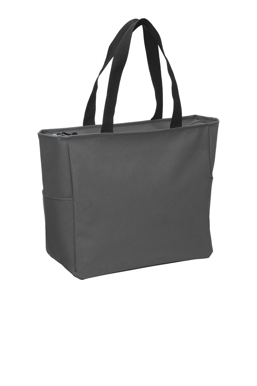 最安値で  (1, Green Green Glen) pockets - Essential Zip Zip Tote Polyester Canvas Tote Bag with Zipper Top Closure and Two end pockets (1, Green Glen) B0779JPKFX ダークチャコール ダークチャコール|1, ミナミサクグン:c9e02e0c --- cliente.opweb0005.servidorwebfacil.com
