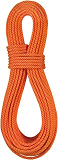 product image for BlueWater Ropes 9mm Canyonator Low Elongation Canyoneering Rope (Orange, 65M)