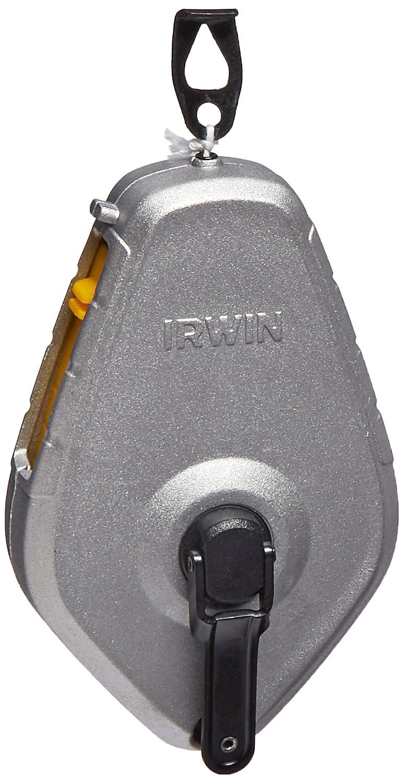 Strait-Line 1932871 IRWIN Classic Chalk Reel, 50' 50'
