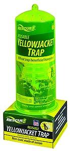 RESCUE Non-Toxic Reusable Trap for Yellowjackets