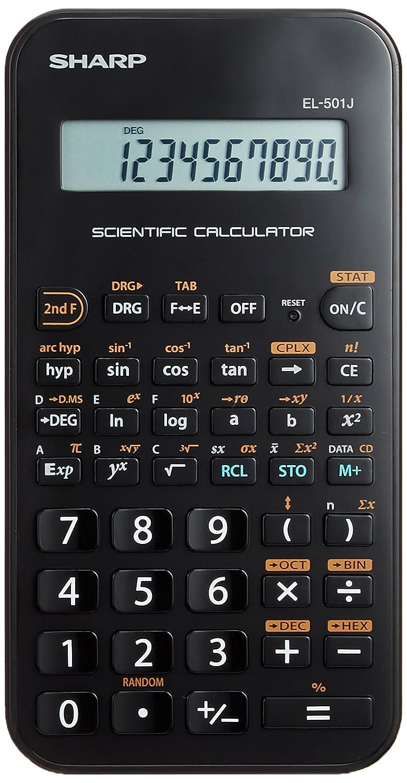 シャープ 関数電卓 EL-501JX