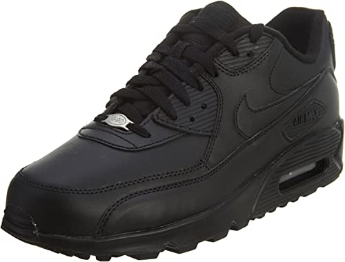 Nike Herren Air Max 90 Leather Sneakers