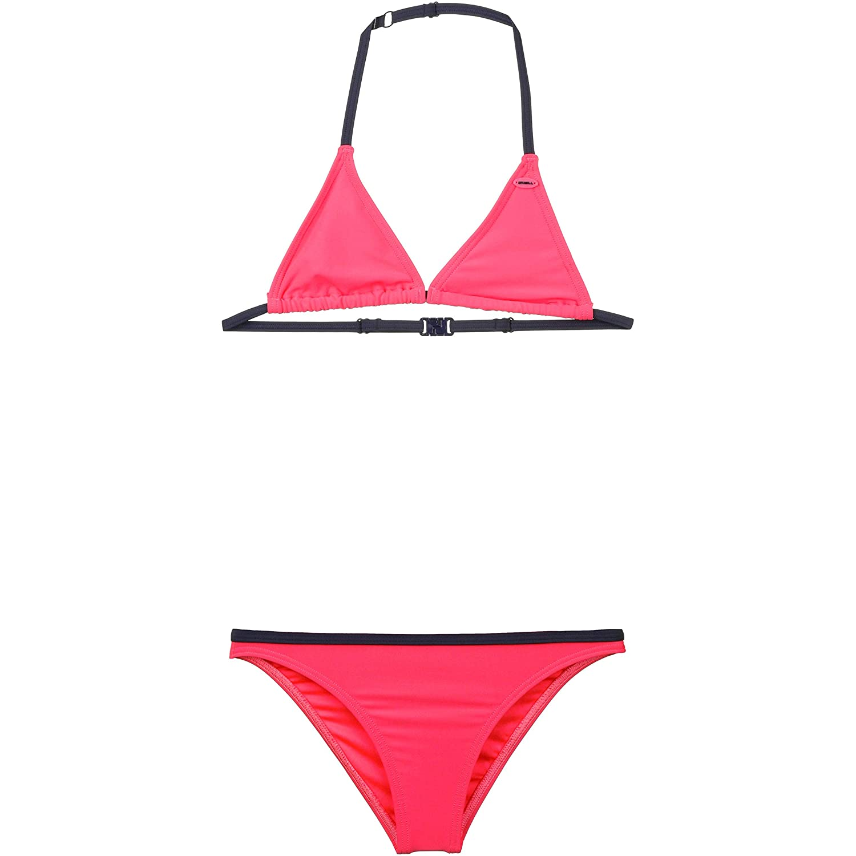 Bikini Bambina ONeill PG Essential BIKINI-4900 Pink AOP-164 164 Rosa