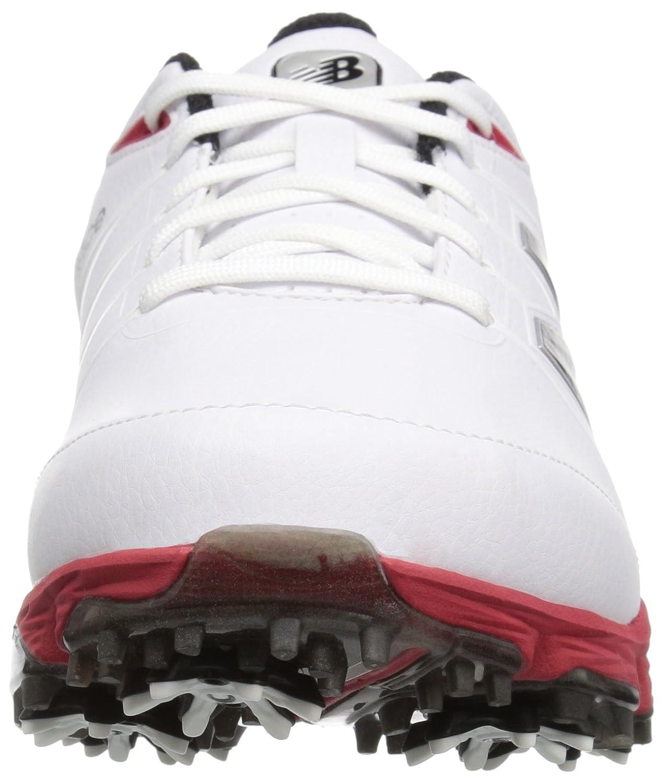 half off 8762c 613a3 Zapato de golf NBG2004 New Balance para hombre Blanco rojo
