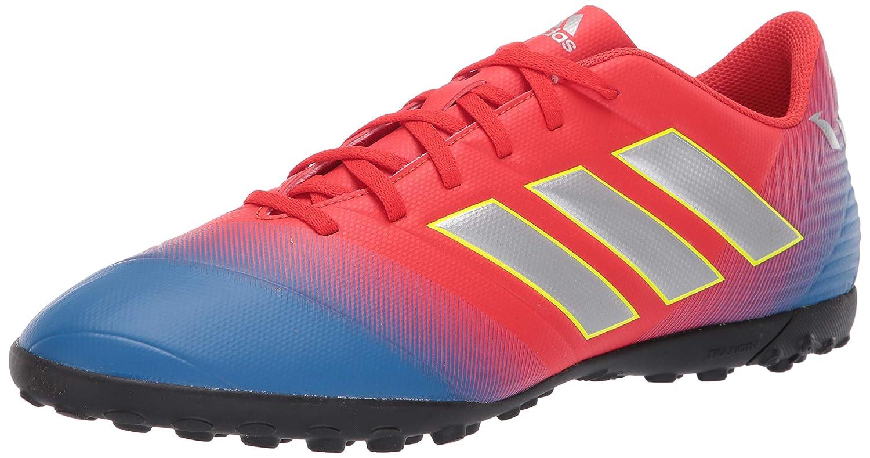 Active rouge argent Metallic Football bleu adidasD97261 - Nemeziz Messi Messi 18.4 Turf - pour Le Gazon Homme  pour votre style de jeu aux meilleurs prix