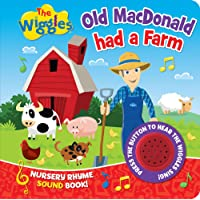 The Wiggles: Old MacDonald had a Farm: Nursery Rhyme Sound Book