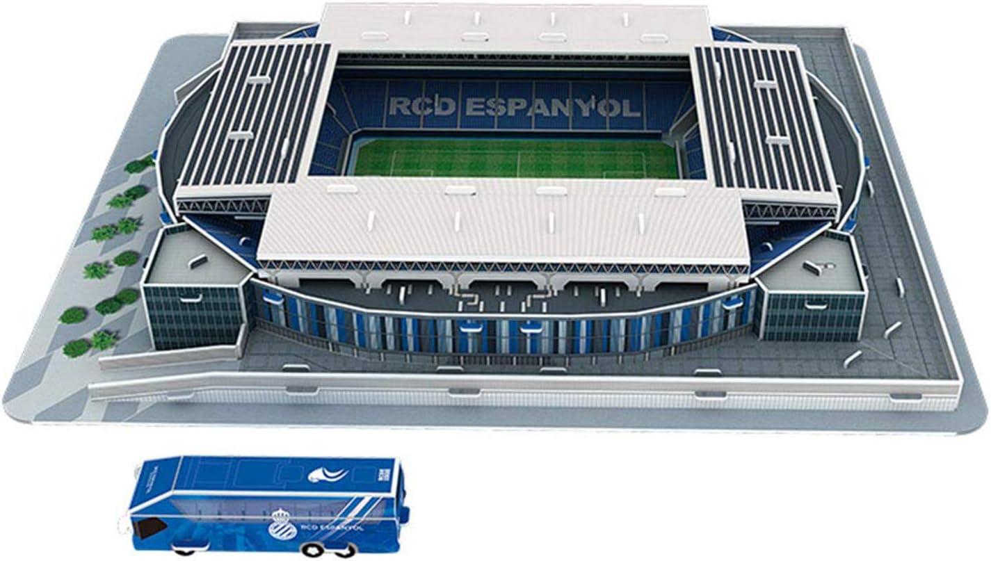 Multicoloured Product Official License Estadio Universitario De Caracas 3D Puzzle Did You Find The Perfect Football Gift? WTUGAIOHG Dude