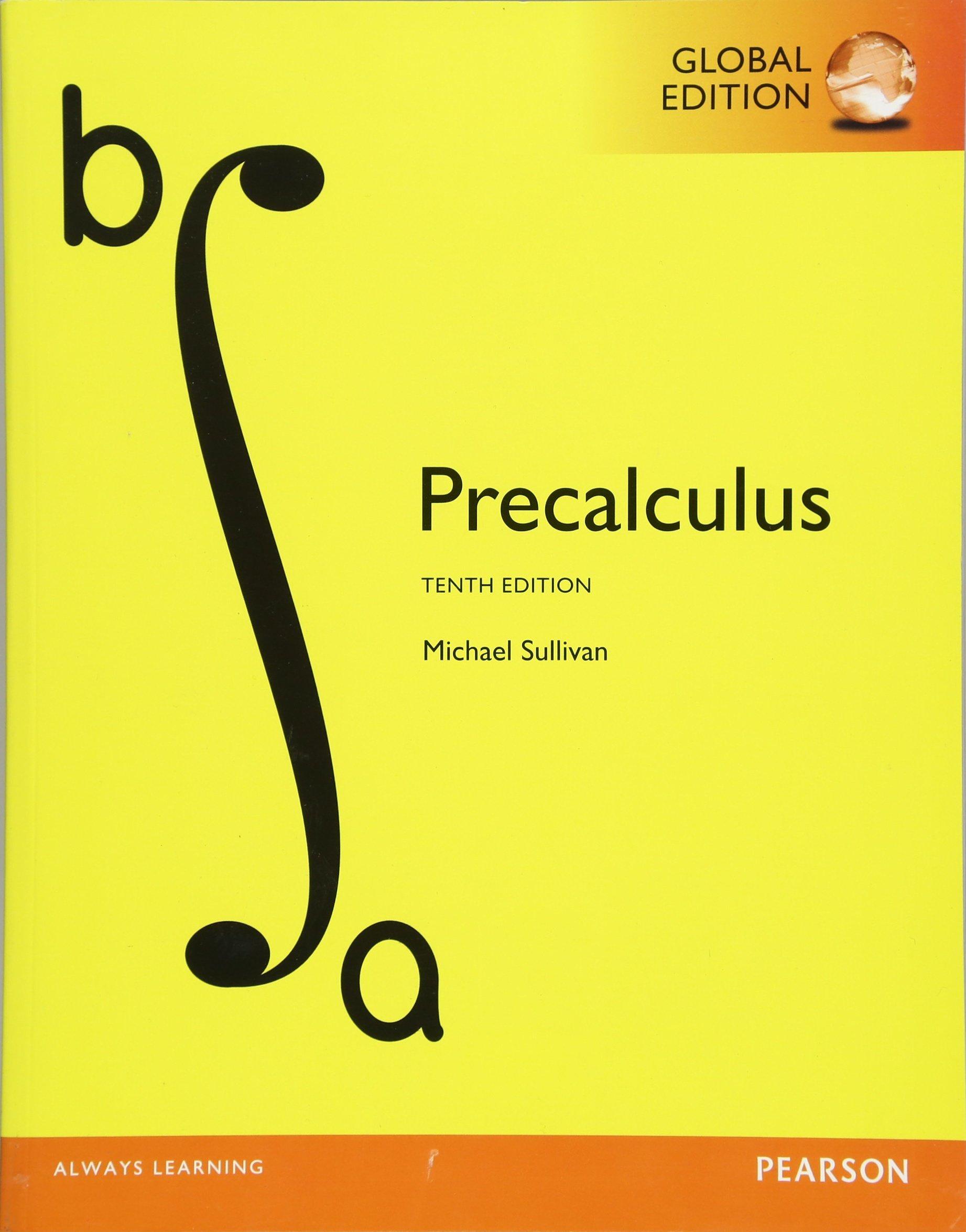 Pdf 1907 College Algebra 9th Edition Sullivan Solutions Manual