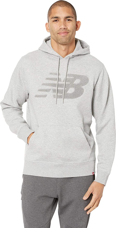 new balance mens hoodie