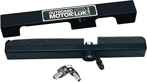 Security Outboard Motor/Engine Lock [Fulton] Picture