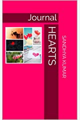 Hearts: Journal (Journal-Holidays Book 1) Kindle Edition