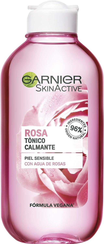 Garnier Skin Active Tónico Suave Essentials para Pieles Secas y Sensibles - 200 ml
