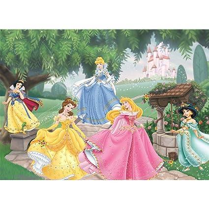 Wyf S Puzzle Affiche Princesse Disney Casse Tête En Bois