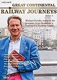 Great Continental Railways Journeys - Series 4 [DVD]
