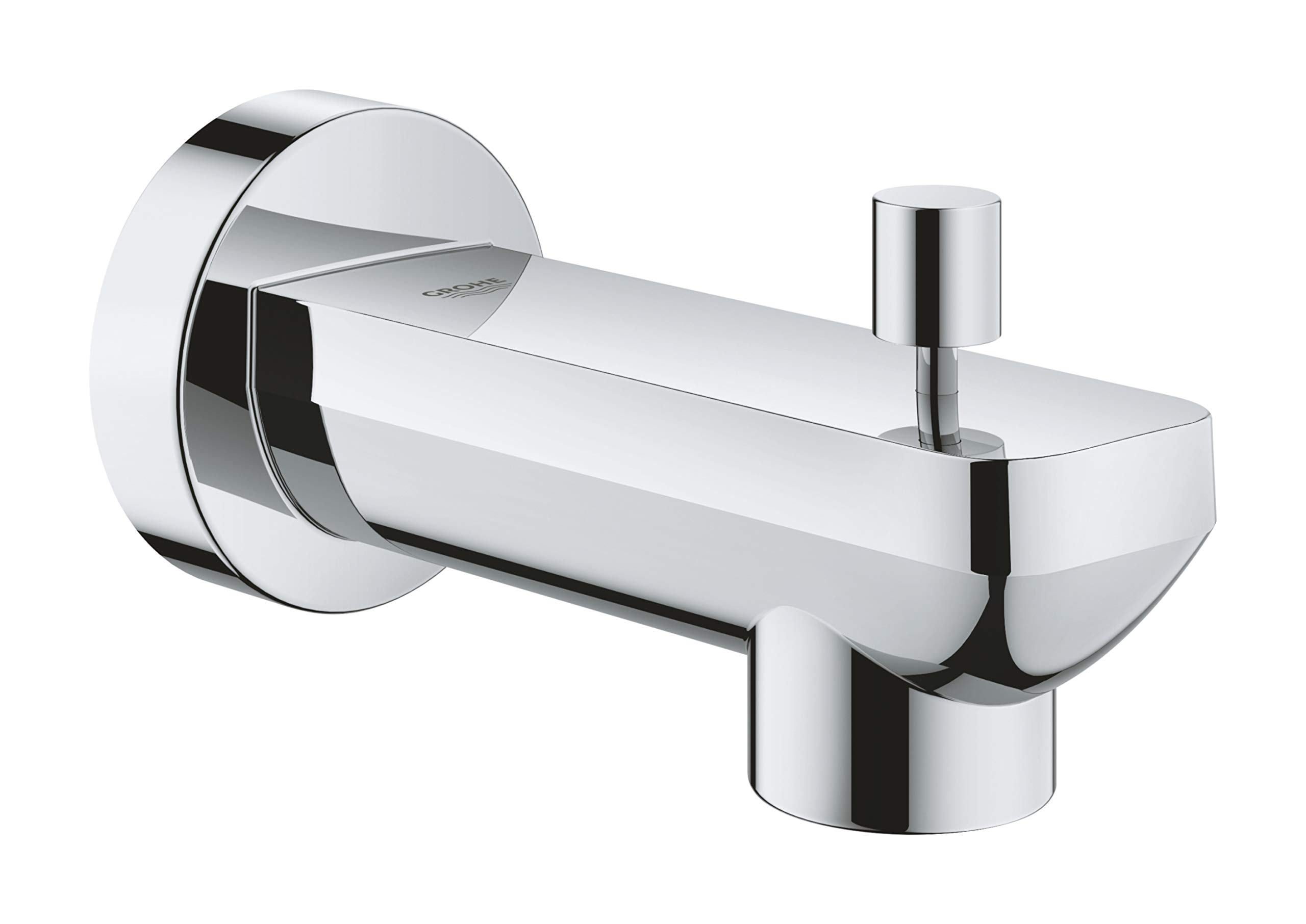 GROHE 13382001 Lineare Diverter Tub Spout in Starlight Chrome