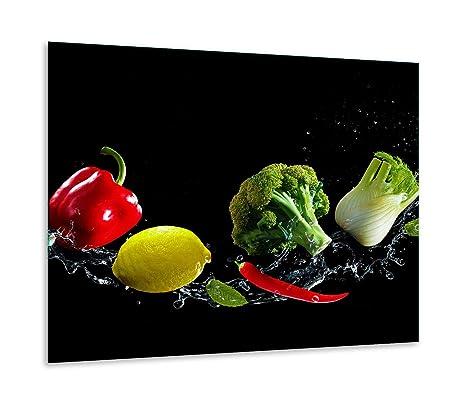 Placa protectora de vitrocerámica, 60 x 52 cm, 1 pieza ...