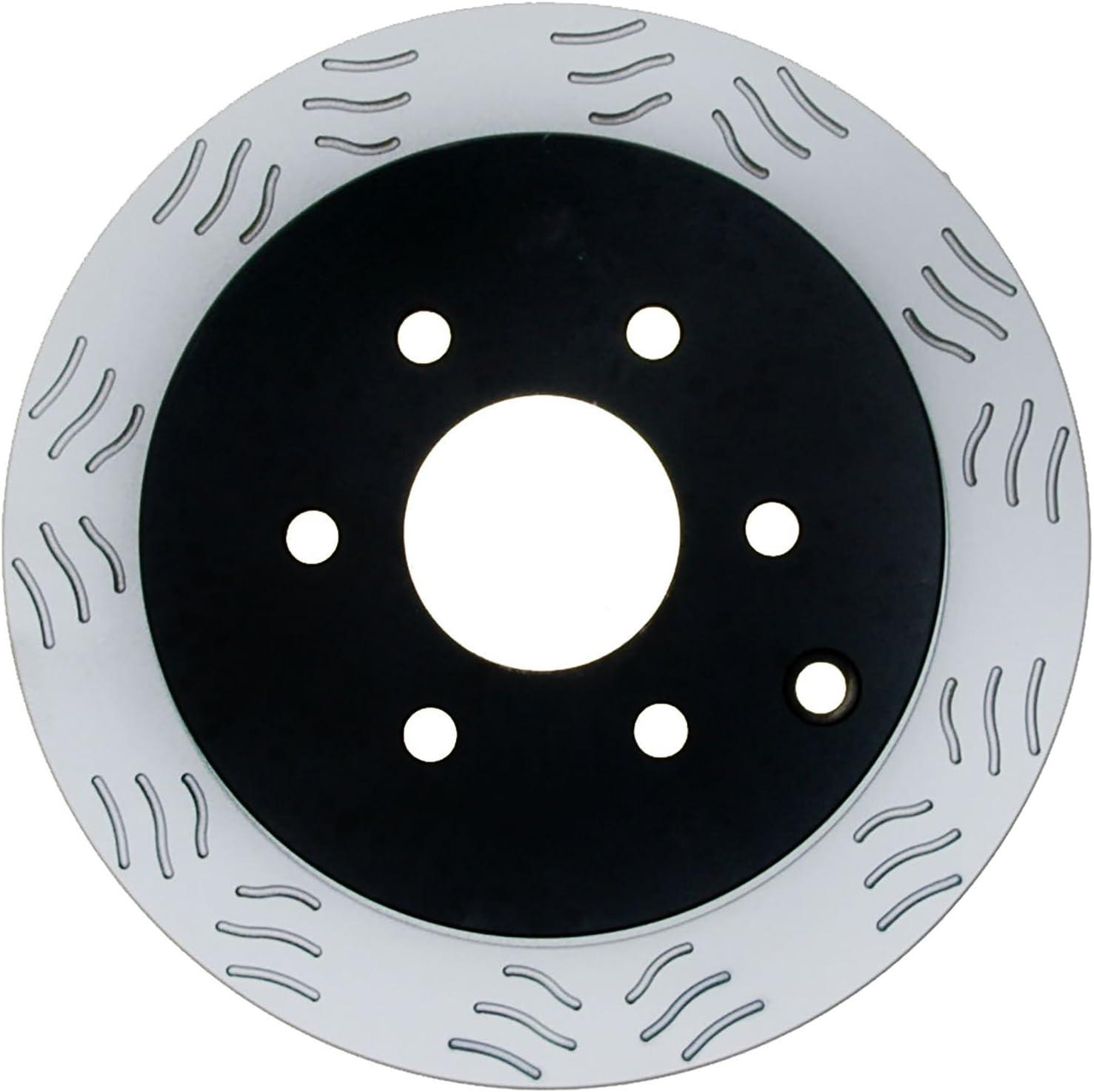 ACDelco 18A2410SD Specialty Rear Disc Brake Rotor