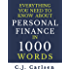 Everything You Need to Know About Personal Finance in 1000 Words