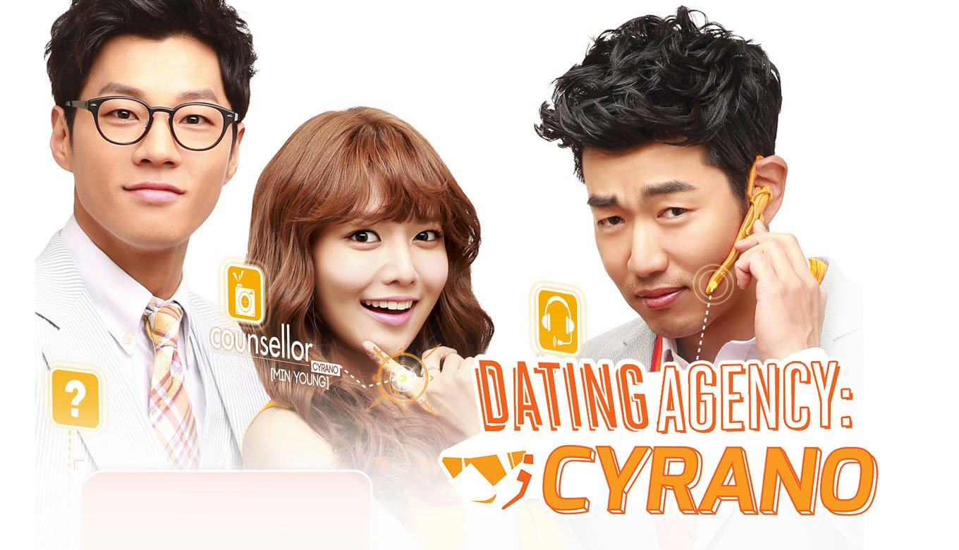 Cyrano Dating-Agentur eng sub ep 2Matchmaking pokemmo