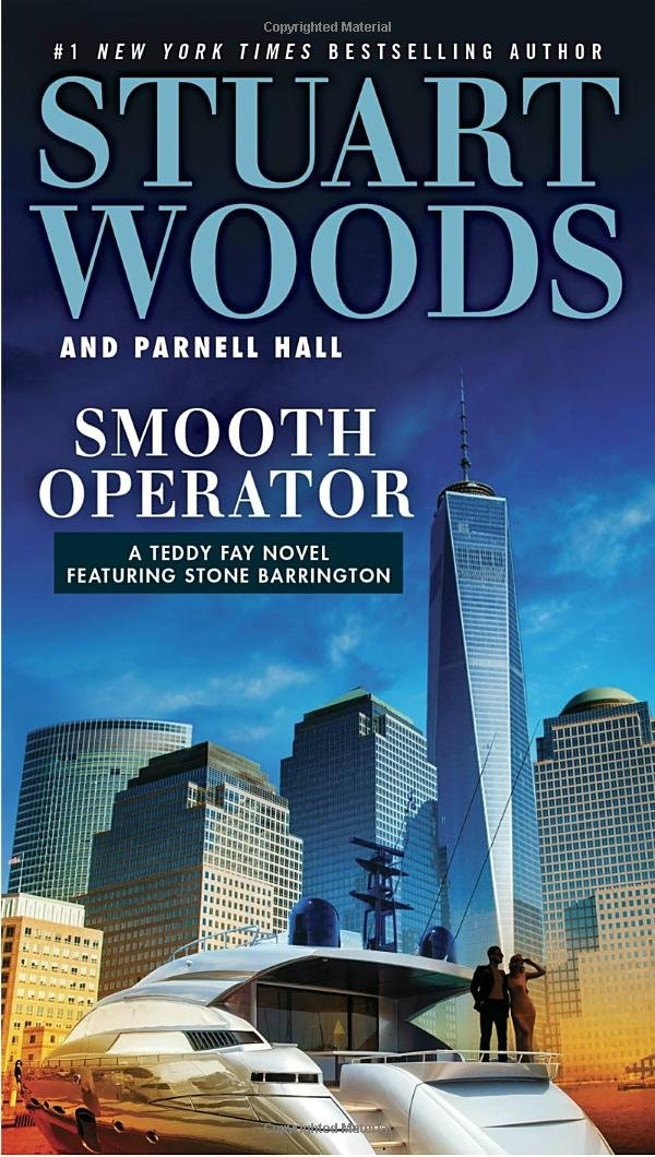 Smooth Operator Teddy Stuart Woods product image