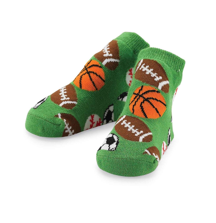 Mud Pie Baby-boys Newborn All Boy Printed Sports Socks