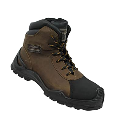 Aimont egis s3 sRC chaussures berufsschuhe 00823 chaussures - Marron - Marron, 39 EU