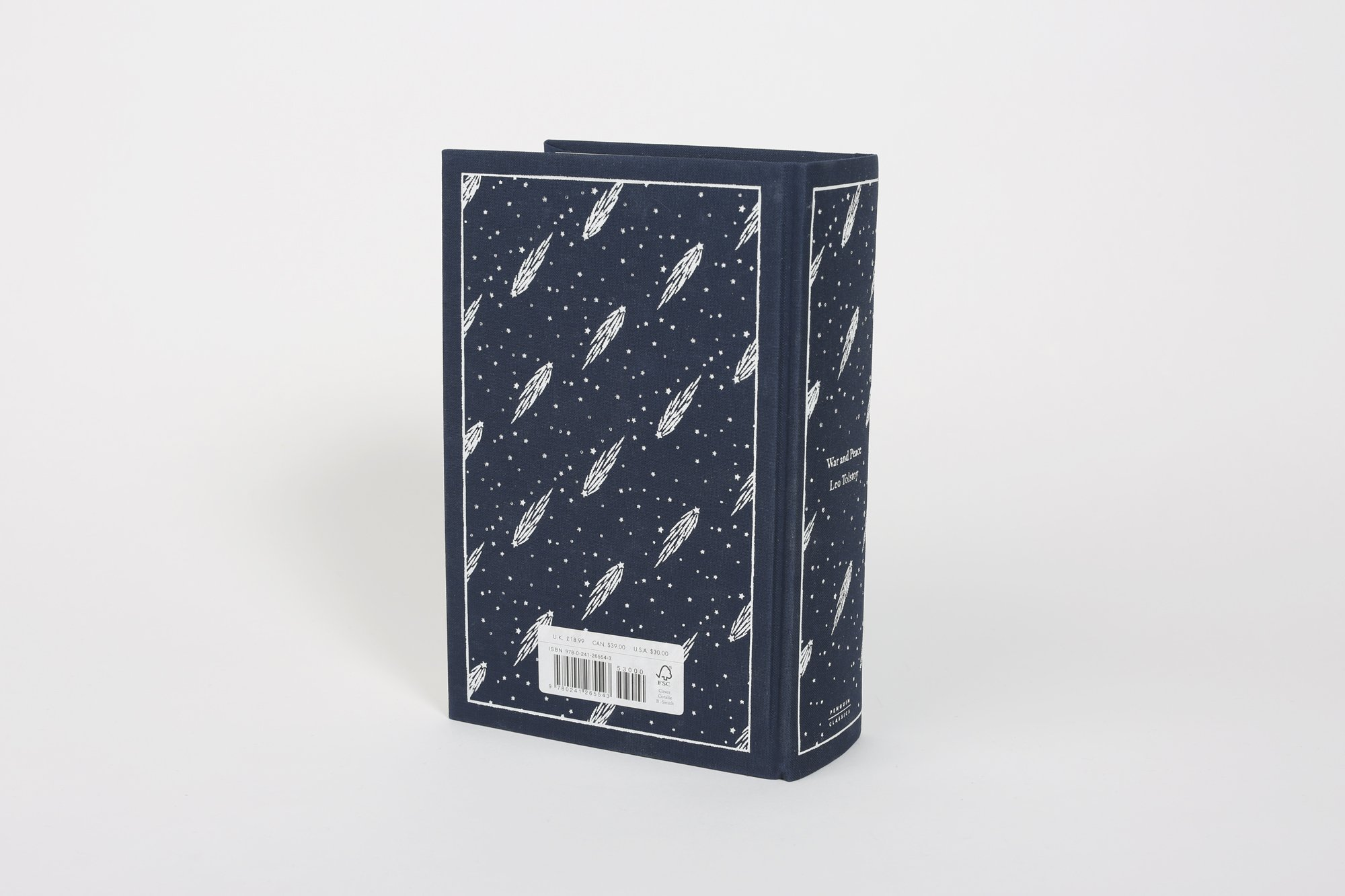 War and peace (penguin classics) by leo tolstoy: penguin classics.