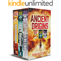 Ancient Origins: Books 1 - 3 (Ancient Origins Boxset)