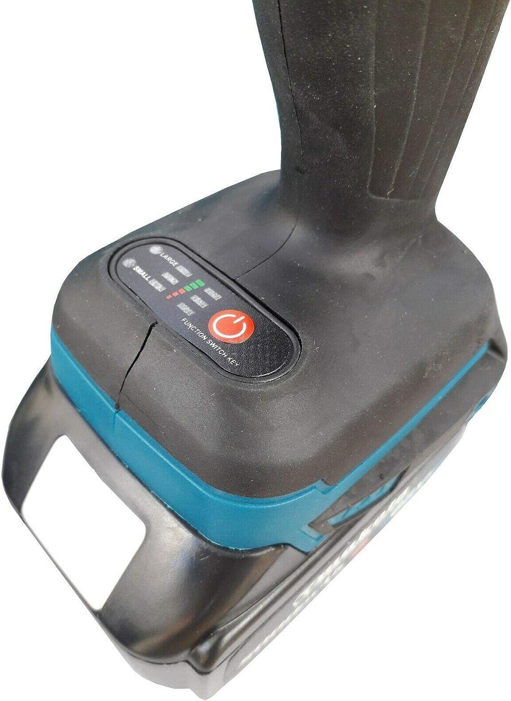 Avvitatore impulsi svita avvita bulloni auto camper doppia batteria 20V 1//2