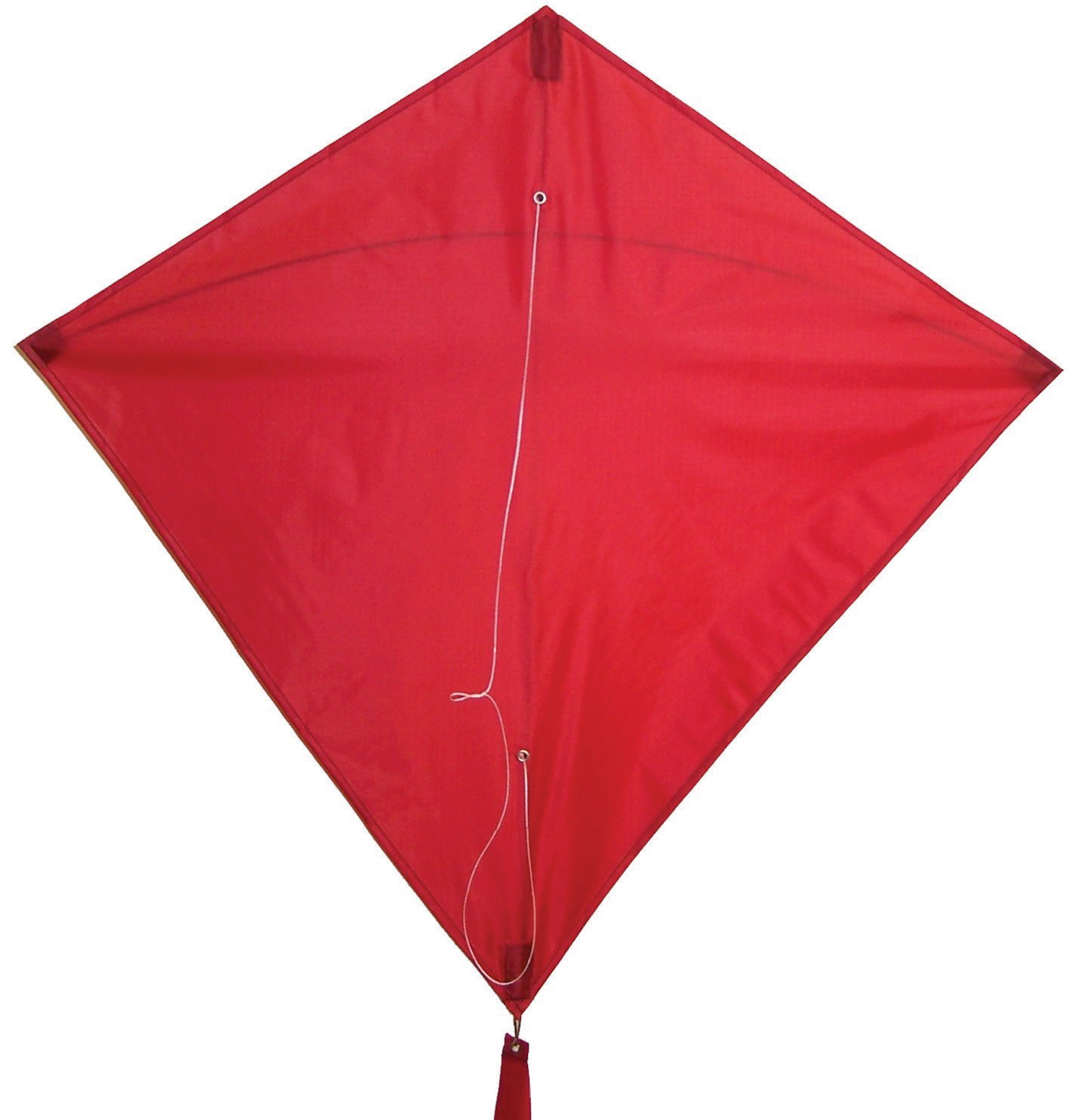 In The Breeze 30-Inch Diamond Kite, Red 2988