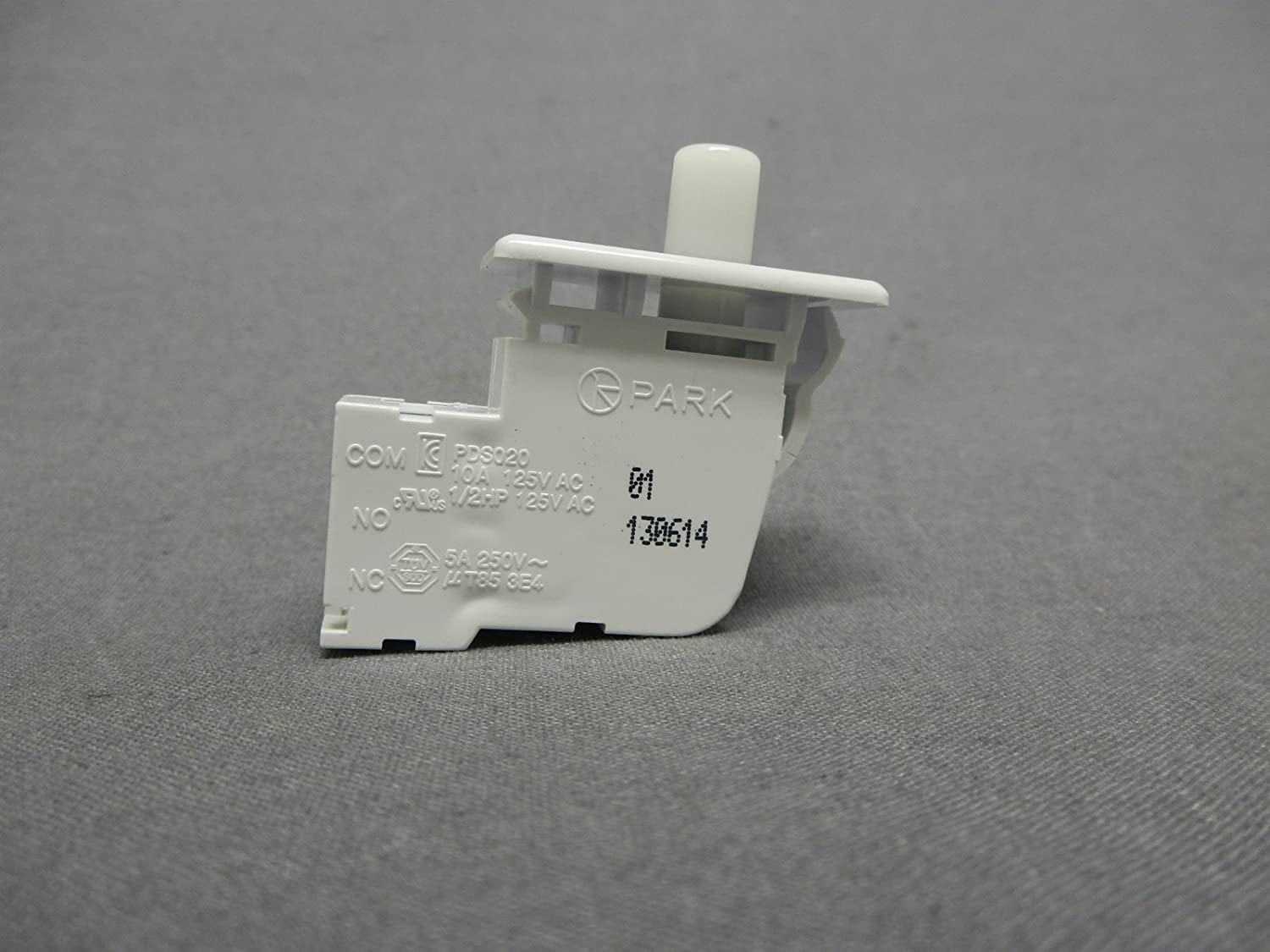 2 Pk DC64-00828A AP4205736 Clothes Dryer Door Switch for Samsung PS4210964