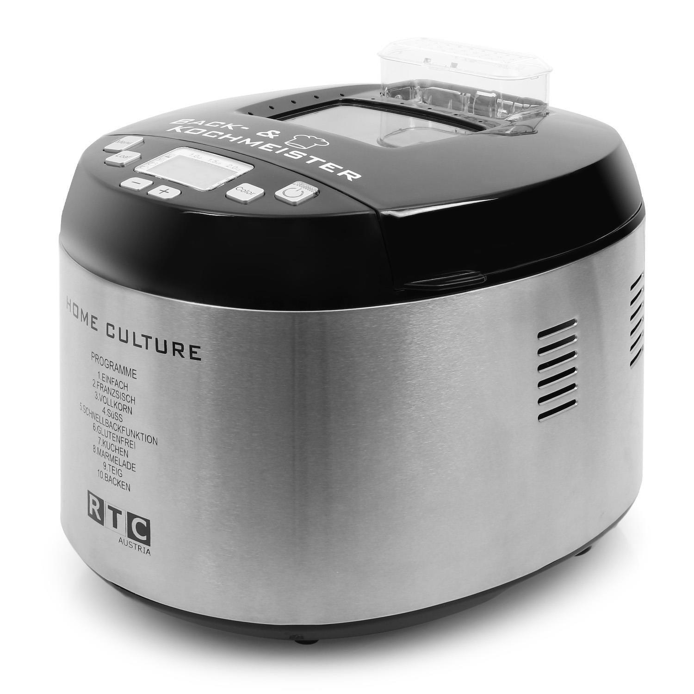 RTC Bakom 1 Panificadora 900 gramos: Amazon.es: Hogar