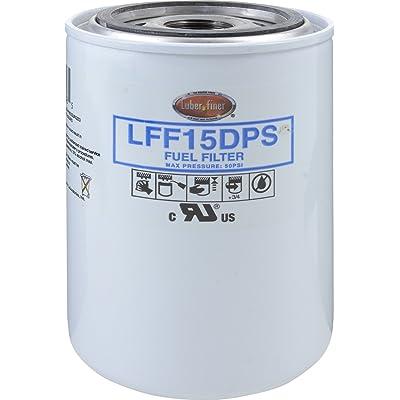 Luber-finer LFF15DPS-12PK Heavy Duty Fuel Filter, 12 Pack: Automotive