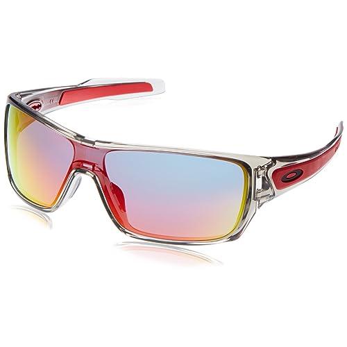 60b03eec77 ... czech oakley mens turbine oo9263 rectangular sunglasses 4688c 62e5b