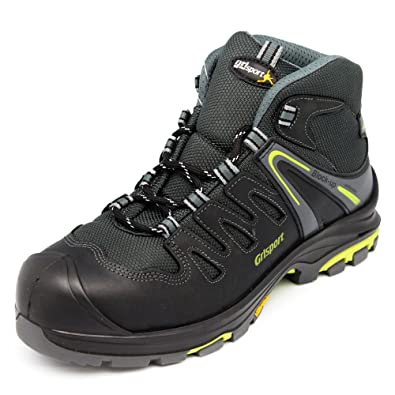 Grisport, Chaussures montantes pour Homme - noir - noir,