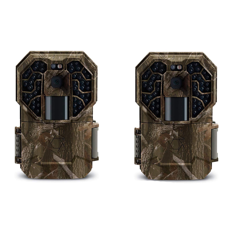 Stealth Cam 14.0 Megapixel 45 No-Glo IR Trail Camera 2 pack bundle