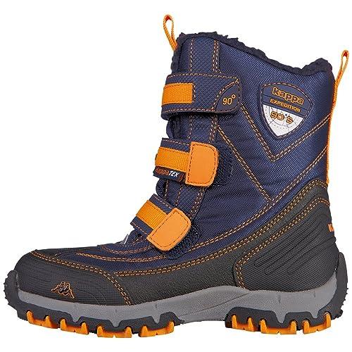 ada01ab3bba Kappa Unisex Kids' Ben Tex Teens Combat Boots: Amazon.co.uk: Shoes ...