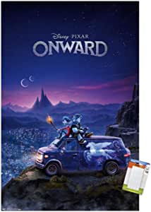 Amazon.com: Trends International Disney Pixar Onward