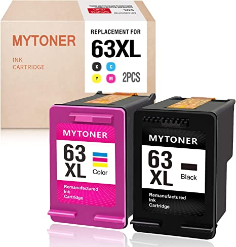 Amazon.com: MyToner - Cartucho de tinta remanufacturado para ...