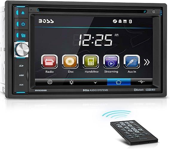 Amazon.com: Boss Audio Systems, recibidor Bluetooth: Speece ...