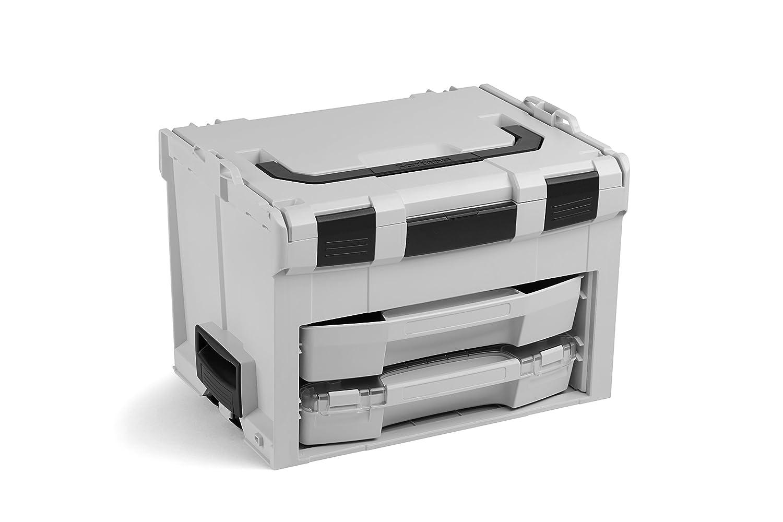 Bosch Sortimo LS-Boxx 306 avec i-Boxx 72 C3 et ls - tiroir 72 + 1 L-Boxx mini inclus 1 kg Haribo BS Systems